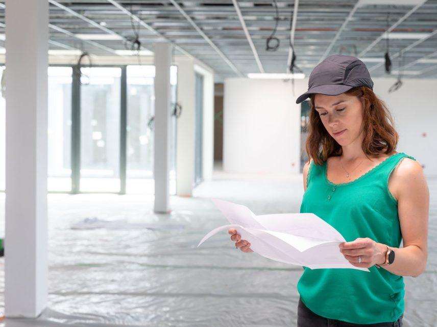 Cécile Doron-Dorémus / Architecte D. E - H.M.O.M.P - Habilitée à la Maîtrise d'Oeuvre en Nom Propre
